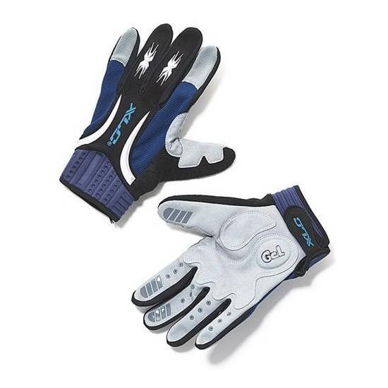 Guantes Xlc Largos Orion Azul/Negro
