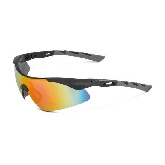 Gafas Xlc Komodo Negro Gris 1 lente