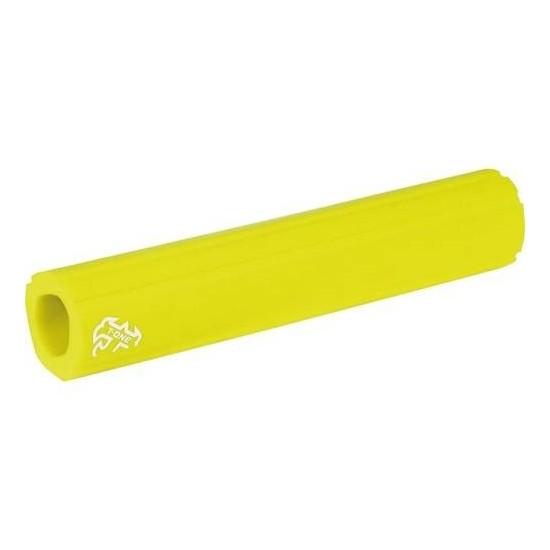 Puños T-One Deja Vu Silicona Amarillos