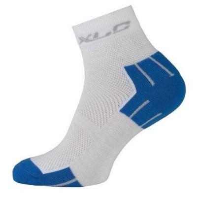 Calcetines Xlc Coolmax CS-S02 Blanco Azul