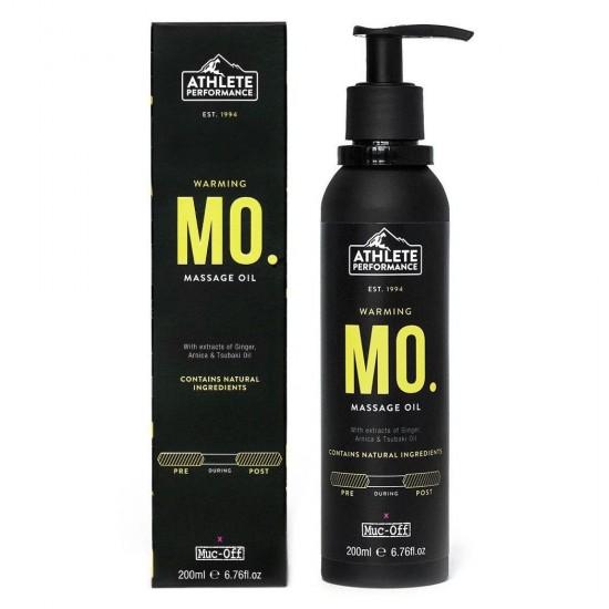 Dispensador Aceite de Masaje Muc-Off 200 mls