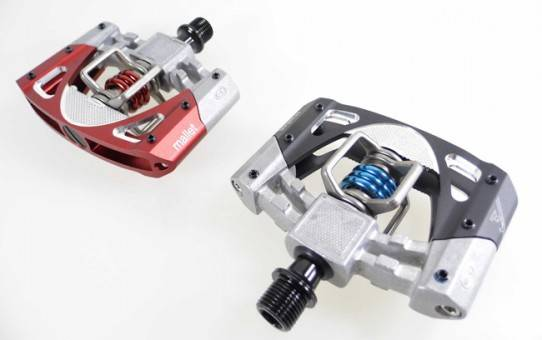 comprar online a mejor precio pedales de plataforma crank brothers mallet 3 con envio gratis