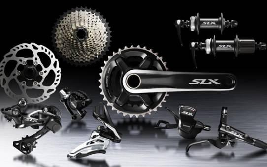 Grupo de Transmision y Frenos Completo Shimano SLX M7000