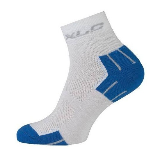 Calcetines Xlc Coolmax CS-S02 Blanco Azul