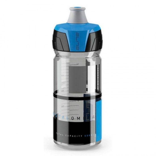 Bidon Elite Crystal Ombra Azul 550 mls