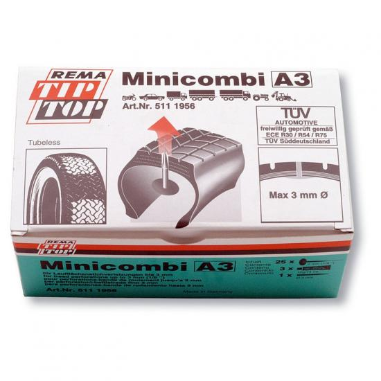 Kit 25 Parches Tubeless Tip-top A - 3 Mm - Imagen 2